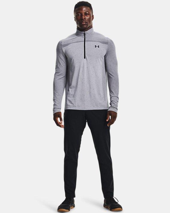 Men's UA Woven Pants, Black, pdpMainDesktop image number 0