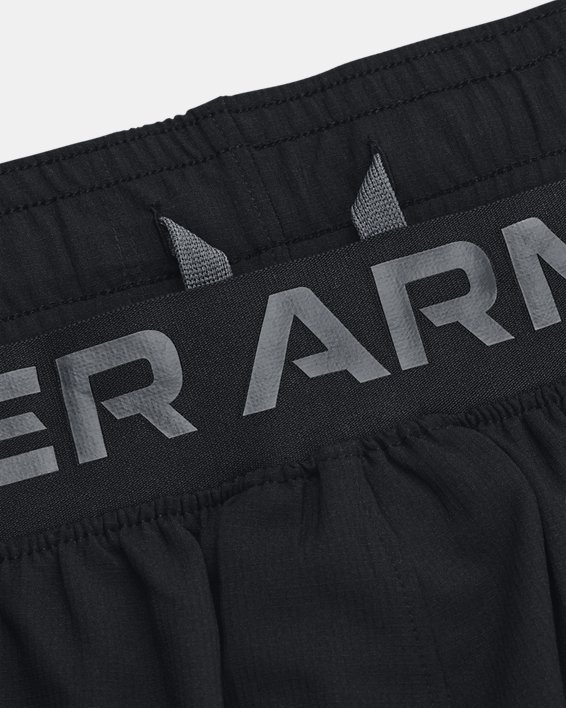 Men's UA Woven Pants, Black, pdpMainDesktop image number 6