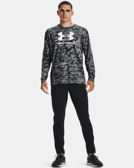 Men's UA Stretch Woven Pants, Black, pdpMainDesktop image number 0