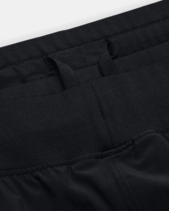 Men's UA Stretch Woven Pants, Black, pdpMainDesktop image number 6