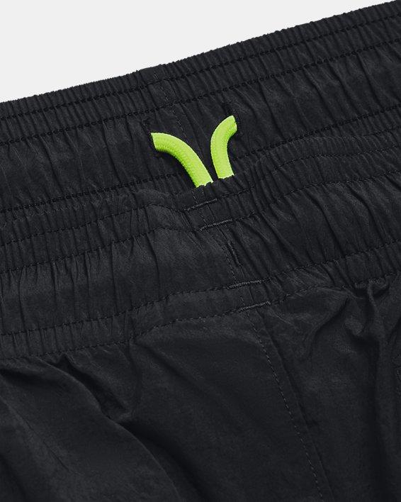 Men's UA 21230 Wind Pants, Black, pdpMainDesktop image number 4