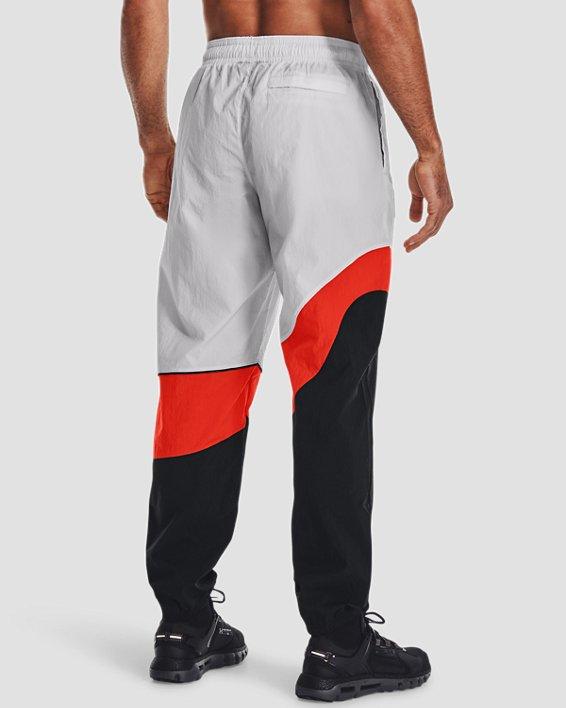Men's UA 21230 Wind Pants, Gray, pdpMainDesktop image number 1
