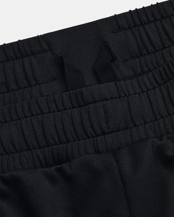 Men's UA Armour Terry Pants, Black, pdpMainDesktop image number 4