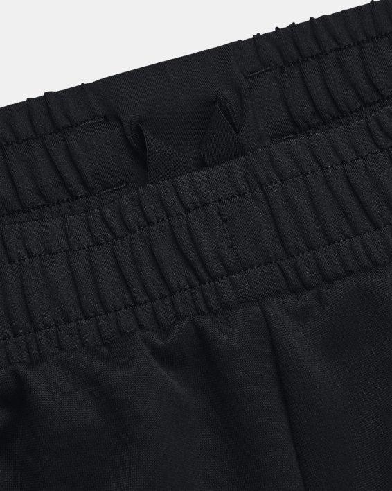 Men's UA Armour Terry Shorts, Black, pdpMainDesktop image number 6