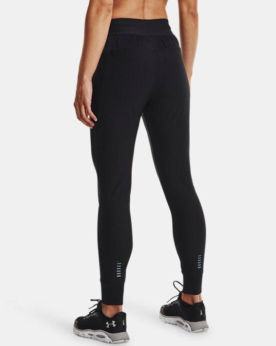 Women's UA Qualifier Run 2.0 Pants, Black, pdpMainDesktop image number 1