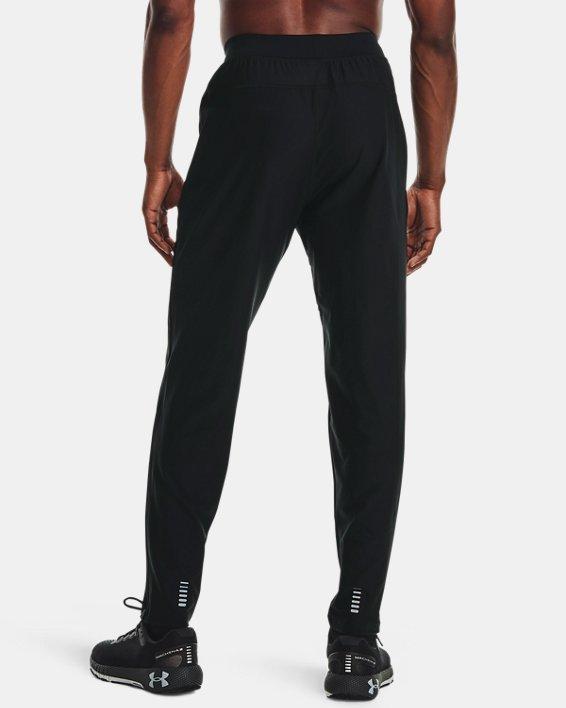 Men's UA Qualifier Run 2.0 Pants, Black, pdpMainDesktop image number 2