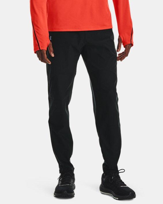Men's UA Qualifier Run 2.0 Pants, Black, pdpMainDesktop image number 1