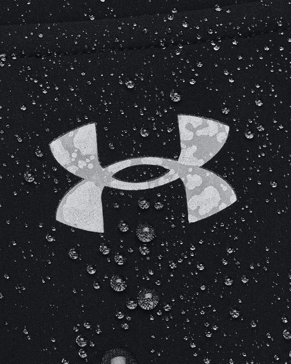 Men's UA Storm Daytona ½ Zip, Black, pdpMainDesktop image number 6