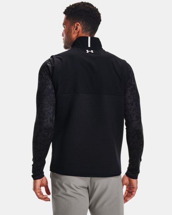 Men's UA Storm Daytona Vest, Black, pdpMainDesktop image number 1