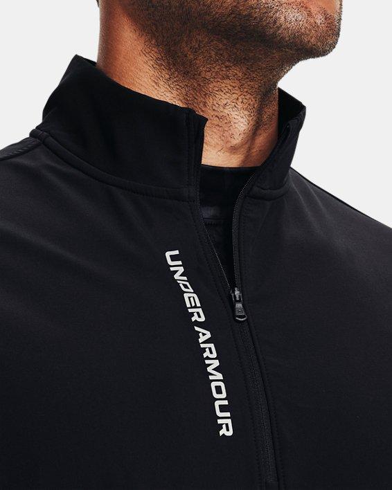 Men's UA Storm Daytona Vest, Black, pdpMainDesktop image number 3