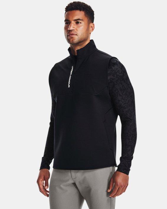 Men's UA Storm Daytona Vest, Black, pdpMainDesktop image number 0
