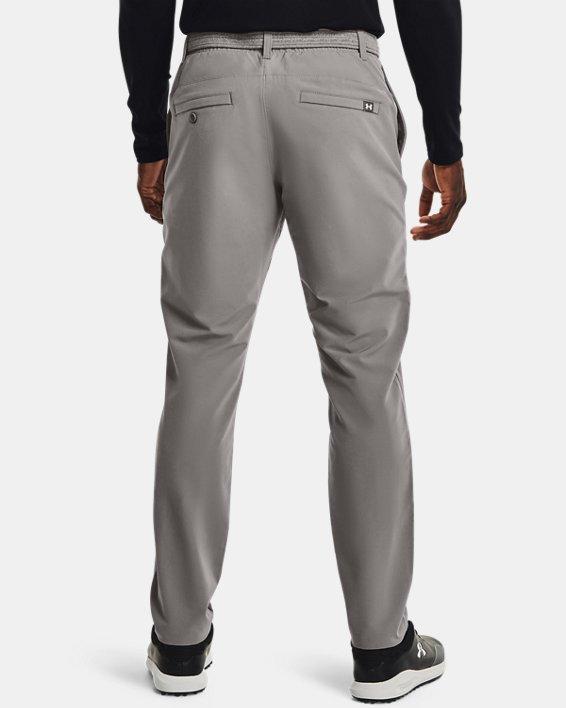 Men's ColdGear® Infrared Tapered Pants, Gray, pdpMainDesktop image number 1