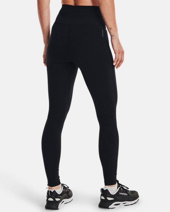 Women's UA HydraFuse Cargo Leggings, Black, pdpMainDesktop image number 2