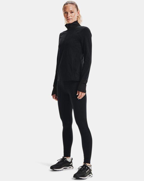 Women's UA HydraFuse Cargo Leggings, Black, pdpMainDesktop image number 0