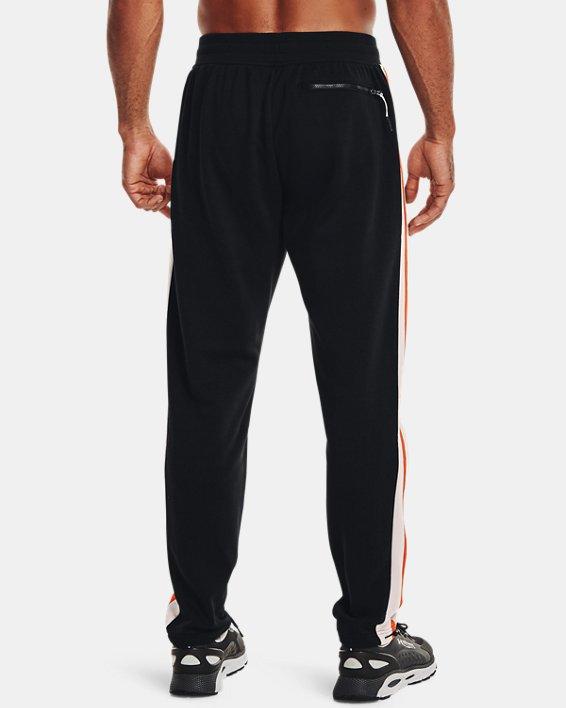 Men's UA Rival Fleece Alma Mater Pants, Black, pdpMainDesktop image number 2