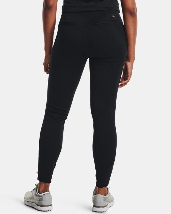 Women's UA Links Pull-On Pants, Black, pdpMainDesktop image number 2