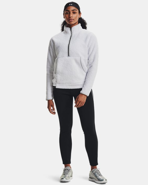 Women's UA Links Pull-On Pants, Black, pdpMainDesktop image number 0