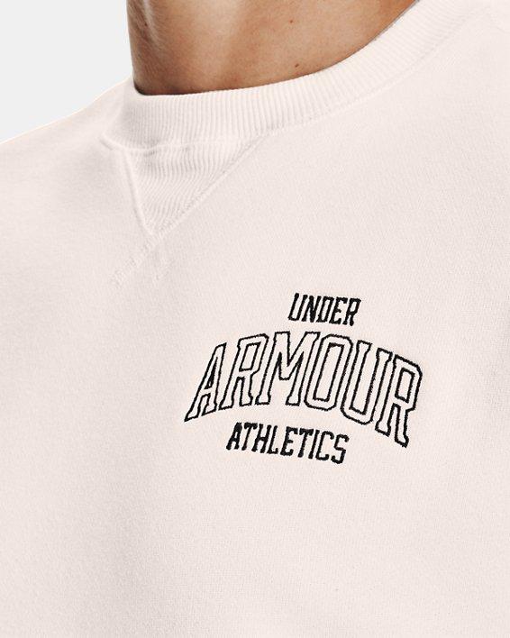 Men's UA Performance Originators Short Sleeve Crew, White, pdpMainDesktop image number 4