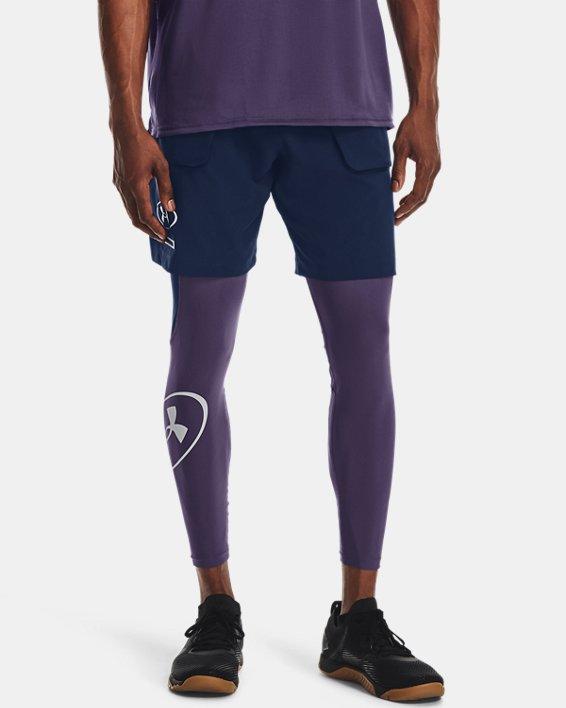 Men's UA Evolution Train Shorts, Navy, pdpMainDesktop image number 0