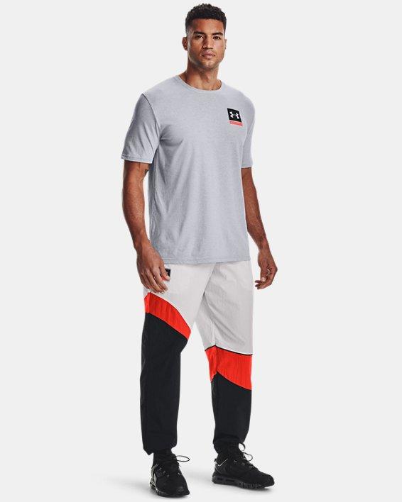 Men's UA 21230 Photoreal Short Sleeve, Gray, pdpMainDesktop image number 0