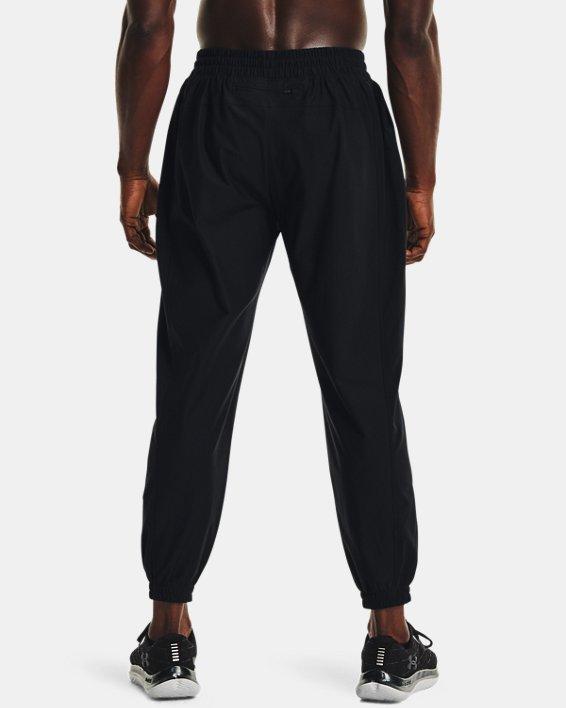 Men's UA Run Anywhere Pants, Black, pdpMainDesktop image number 2