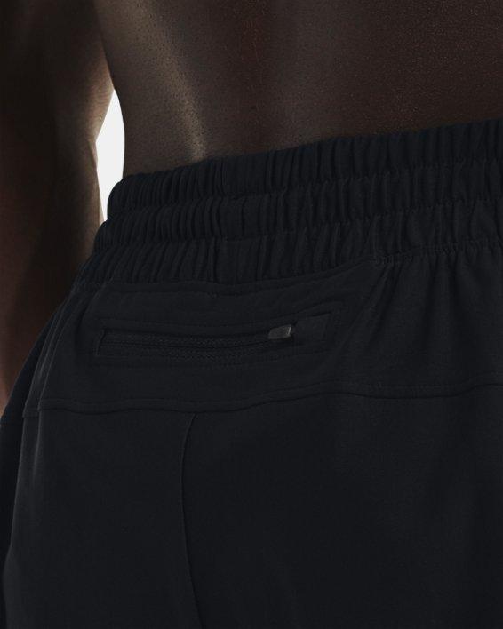 Men's UA Run Anywhere Pants, Black, pdpMainDesktop image number 5