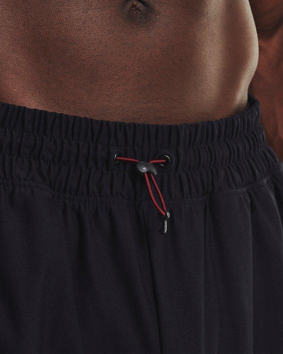Men's UA Run Anywhere Pants, Black, pdpMainDesktop image number 6