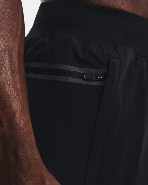 Men's Project Rock Unstoppable Shorts, Black, pdpMainDesktop image number 3