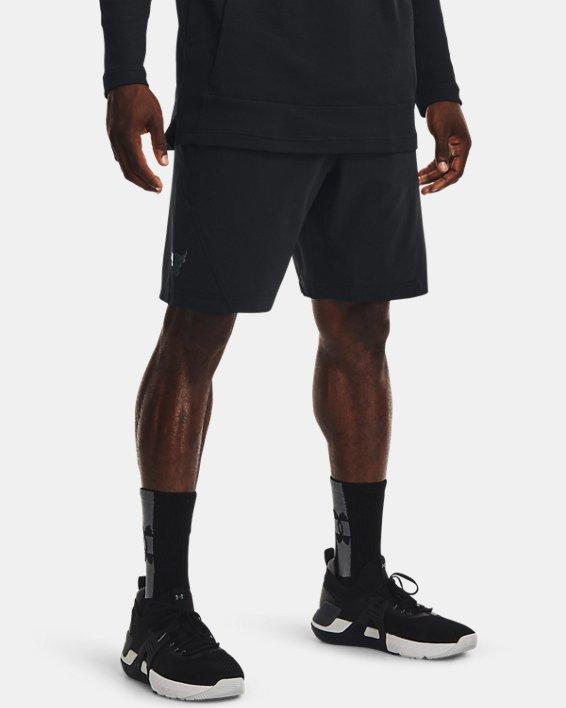 Men's Project Rock Unstoppable Shorts, Black, pdpMainDesktop image number 0