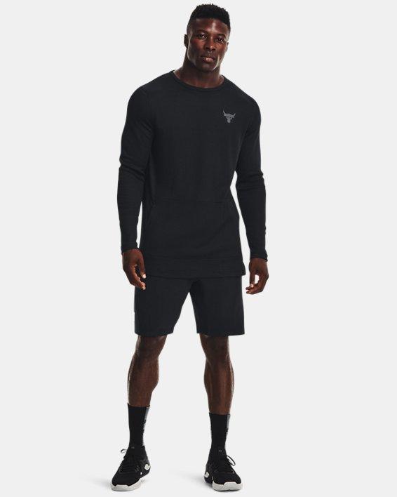 Men's Project Rock Unstoppable Shorts, Black, pdpMainDesktop image number 2