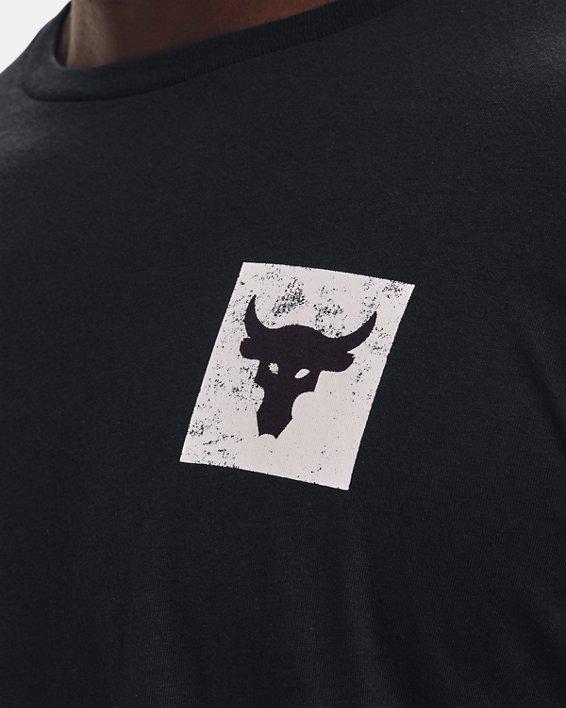 Herren Project Rock Brahma Bull Langarm-Oberteil, Black, pdpMainDesktop image number 2