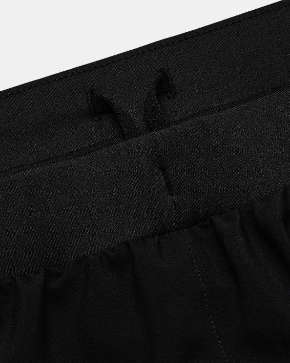 Women's UA Keep Run Weird Shorts, Black, pdpMainDesktop image number 4