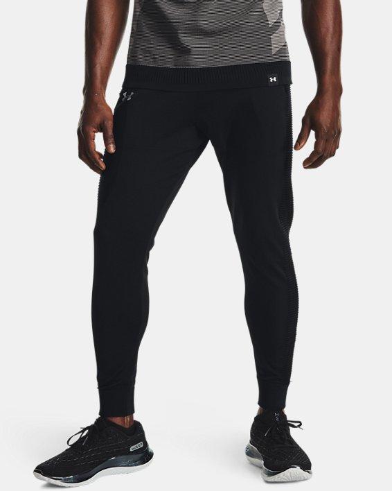 Men's UA IntelliKnit Pants, Black, pdpMainDesktop image number 1