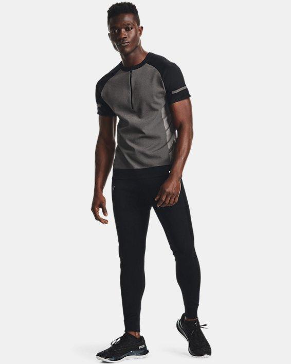 Men's UA IntelliKnit Pants, Black, pdpMainDesktop image number 3