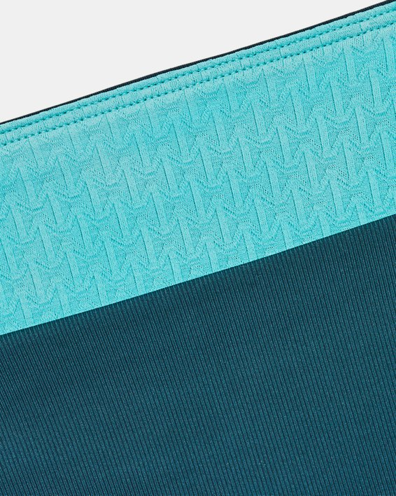 Women's UA SmartForm RUSH™ Custom Length Leggings, Blue, pdpMainDesktop image number 5