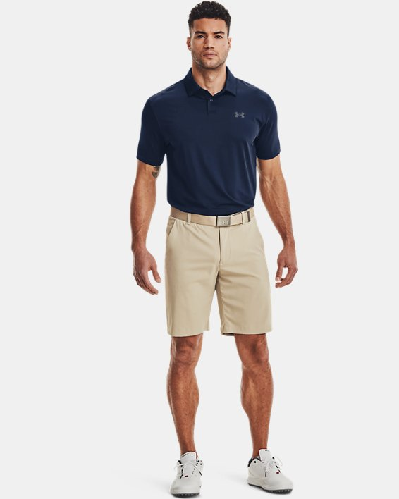 Men's UA T2G Polo, Navy, pdpMainDesktop image number 2