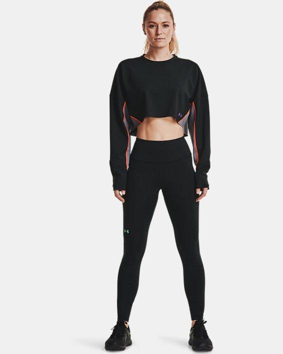 Women's UA RUSH™ No-Slip Waistband Full-Length Leggings, Black, pdpMainDesktop image number 0