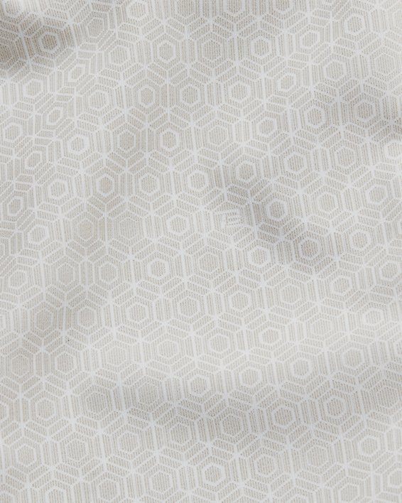 Women's UA RUSH™ Woven Gradient ¼ Zip, White, pdpMainDesktop image number 4