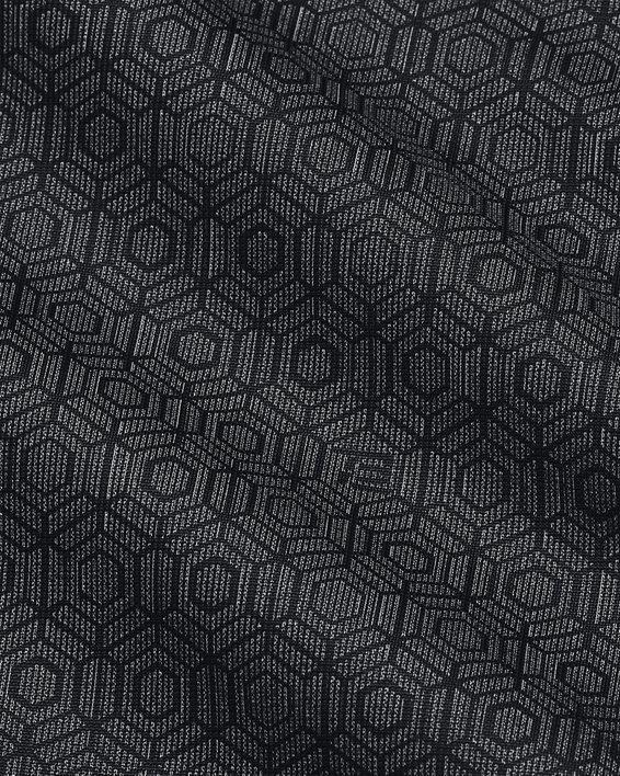 Women's UA RUSH™ Woven Full-Zip Jacket, Black, pdpMainDesktop image number 7