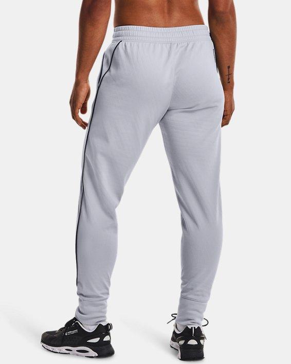Women's UA RUSH™ Tricot Pants, Gray, pdpMainDesktop image number 2
