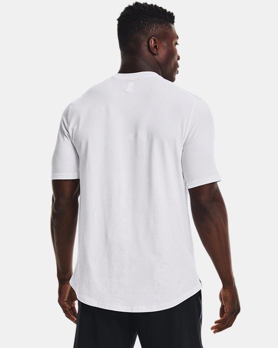 Men's UA Greatest (Tee) Ever Short Sleeve, White, pdpMainDesktop image number 1