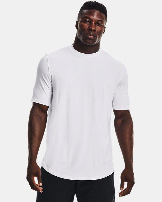 Men's UA Greatest (Tee) Ever Short Sleeve, White, pdpMainDesktop image number 0
