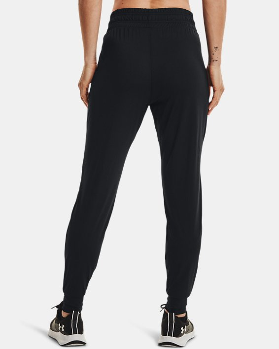 Women's HeatGear® Pants, Black, pdpMainDesktop image number 1