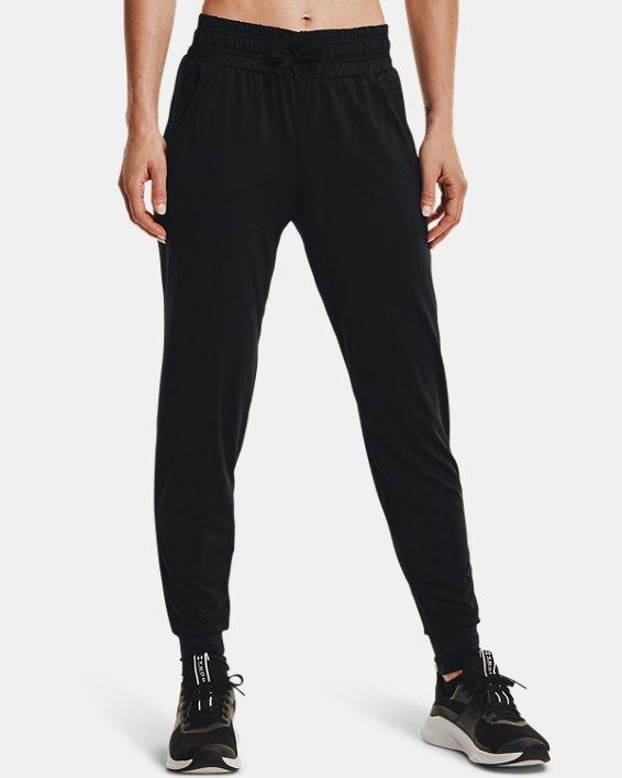 Women's HeatGear® Pants, Black, pdpMainDesktop image number 0