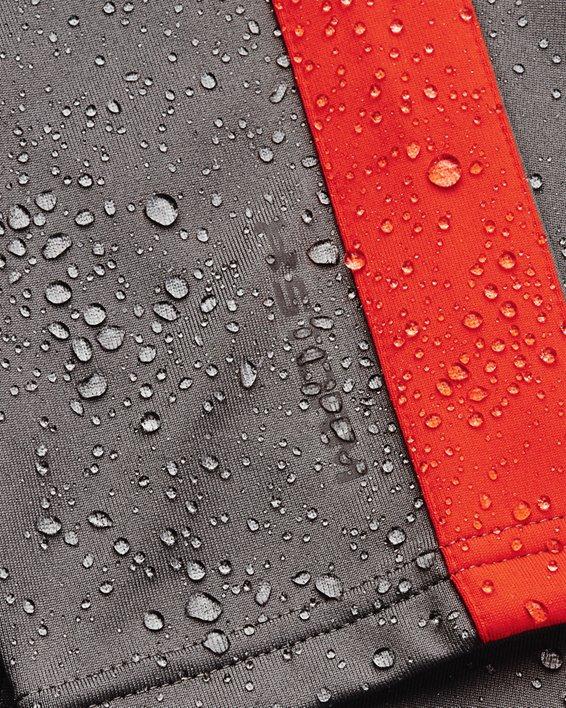 Men's UA Storm Midlayer Full-Zip Golf Jacket, Gray, pdpMainDesktop image number 4
