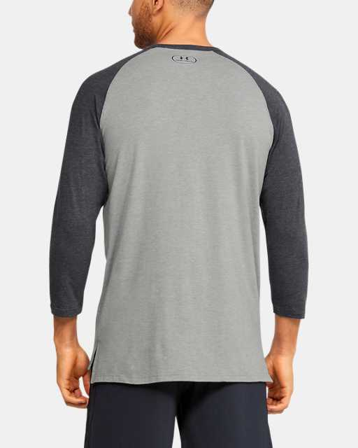 Men's Charged Cotton® Baseball Collegiate T-Shirt