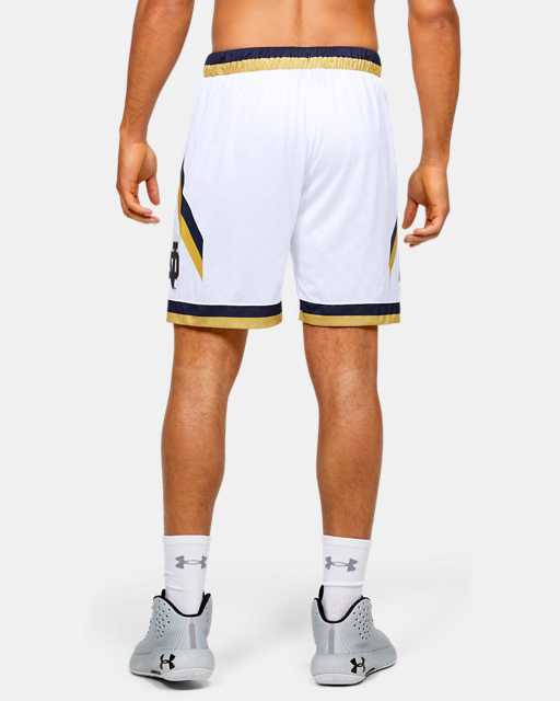Men's UA Collegiate Basketball Replica Shorts