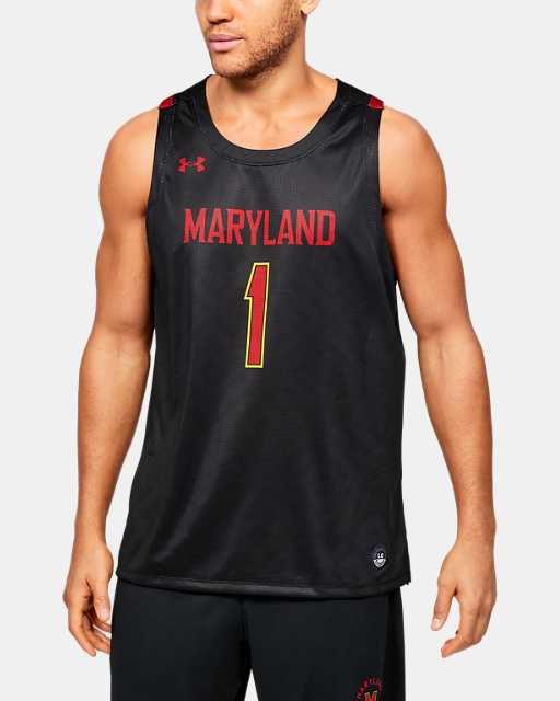 Men's UA Collegiate Basketball Replica Jersey