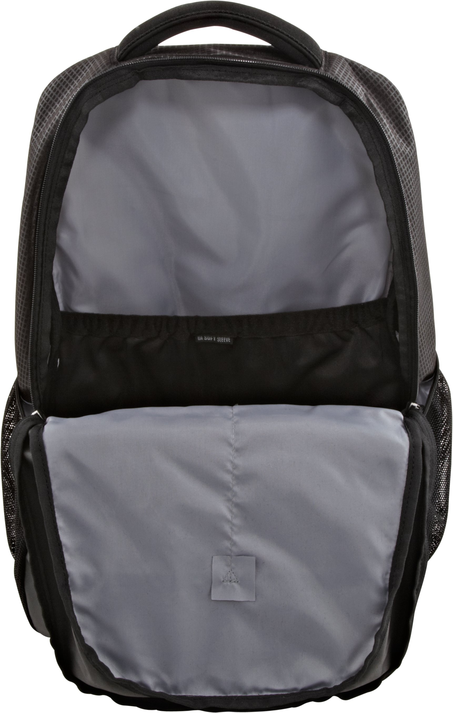 UA Hustle Storm Backpack, Black