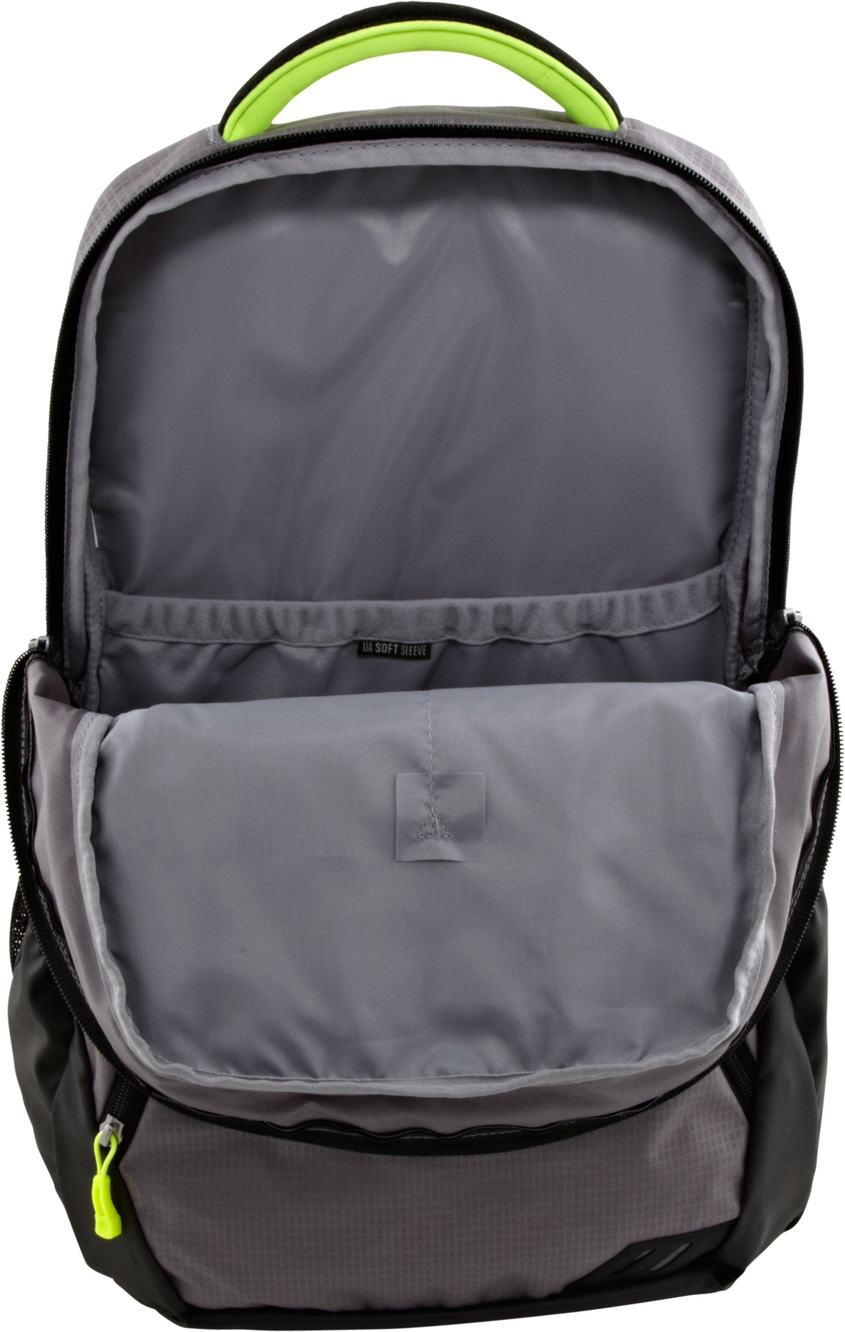 UA Exeter Storm Backpack, Graphite, undefined